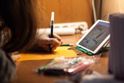 Figli e tecnologia per imparare