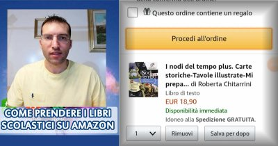 libri scolastici amazon: come acquistarli